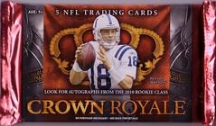 2010 Panini Crown Royale Pack