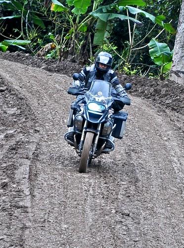 KLR 650 Bike Trip Guatemala 122