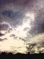 Post-Rain Sky IV