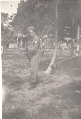oom Dirk rode olifant