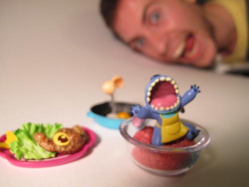 2: Stitch Hamburger