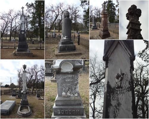 St. Andrew's Church Cemetery, Prairieville AL