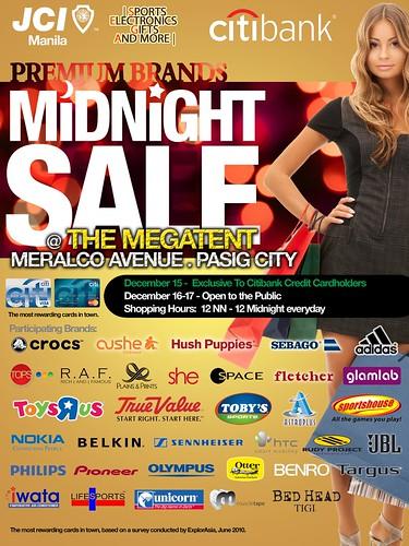 Premium Brands - Midnight Sale