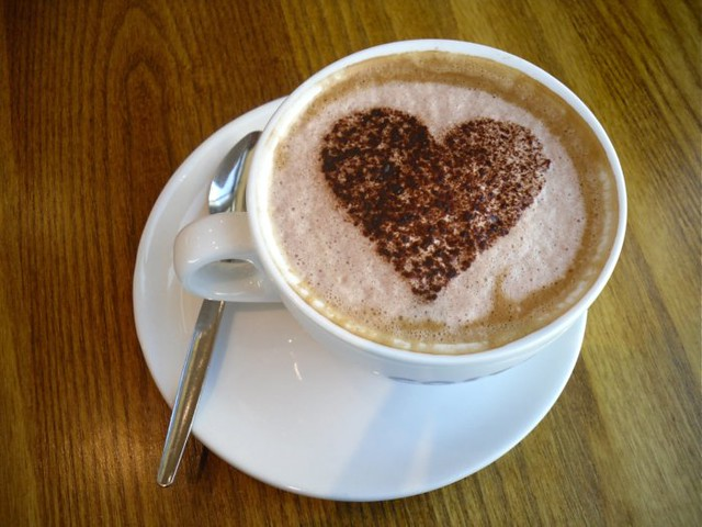 Coffee and Heart