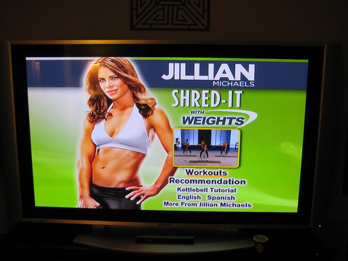 Jillian Shred-It