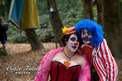 Bring in the Blanck's… I mean clowns :)