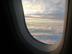 More Clouds on Descent into JFK