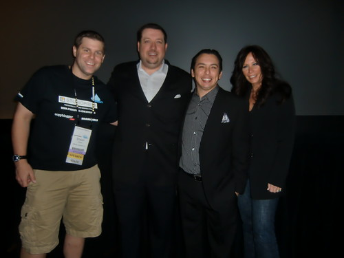 Shawn Collins, Jim Kukral, Brian Solis, and Missy Ward
