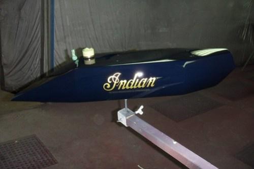 Indian tank