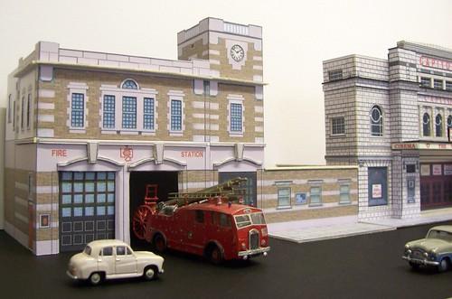 Leytonstone Fire Station
