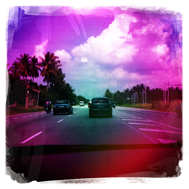 Sekinchan in Hipstamatic