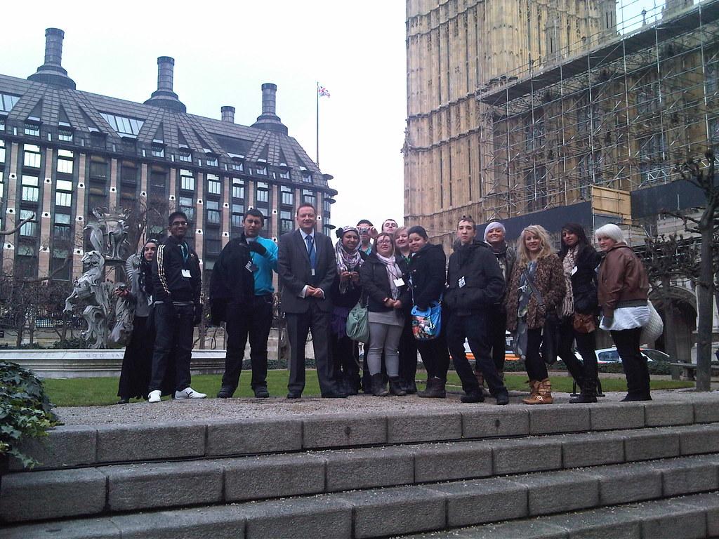 Kirklees College Visit to Parliament