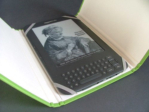 Handmade Kindle Covers