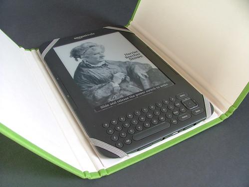 Handmade Kindle Covers