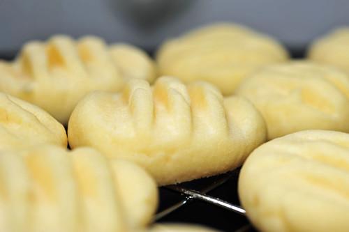 German Chrunch Cookies