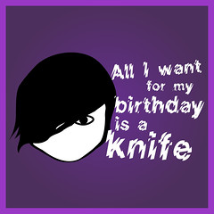 birthday knife