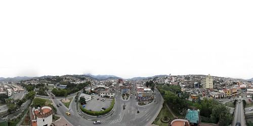 Panorámica Loja 360 grados