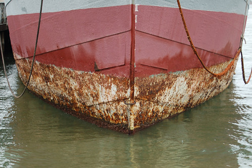 lower bow ports