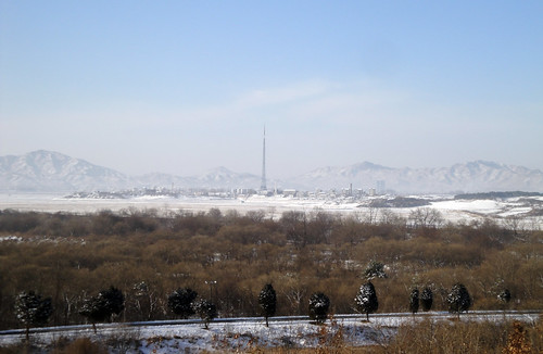 North Korea - 'Propaganda Village'
