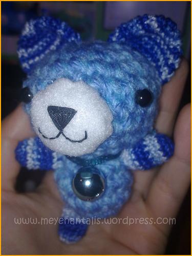 El pequeño Azulín >_<