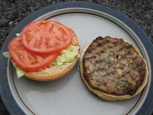 Burger King Jalapeno & Cheddar BK Stuffed Steakhouse Split
