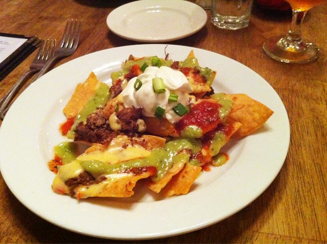 Duck Nachos. Yep. You heard me.