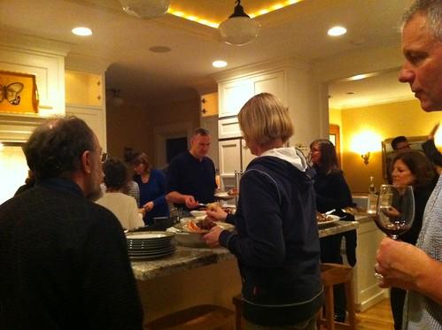 Progressive Dinner 2011