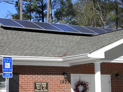 solar rooftops in a new orleans neighborhood on the lake front. Black Bedroom Furniture Sets. Home Design Ideas