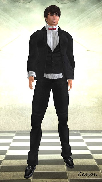 =Zenith= William Suit Diamond Is Mine Hunt 2-