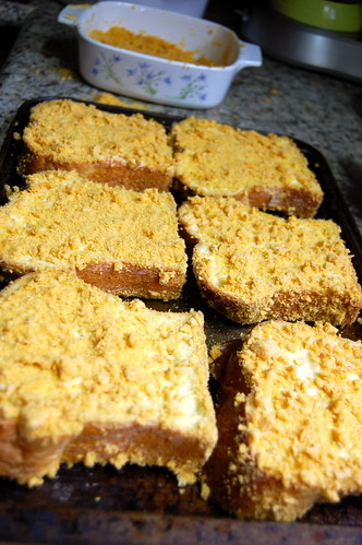 Cap'n Crunch French Toast - crazy good