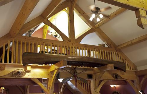 New Log House