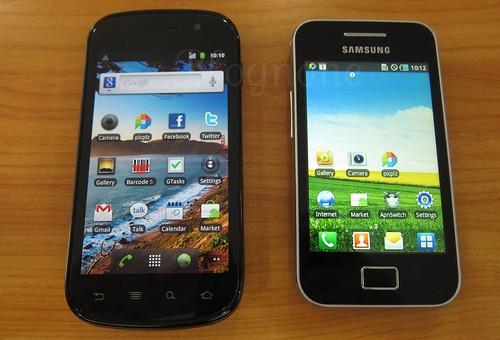 Samsung Galayx Cooper
