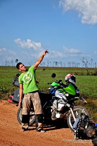 KLR 650 Trip Nicaragua 61