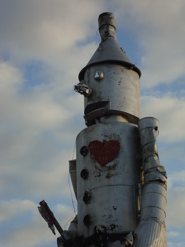 Jim Bird's Tin Man, Forkland AL