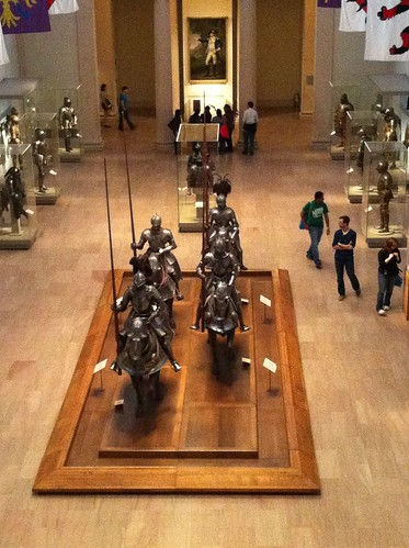 Knights at the Met