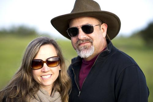 Karen and Jamie