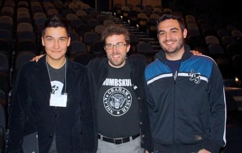 M. Abasov, D. Olsen, & D. Robles