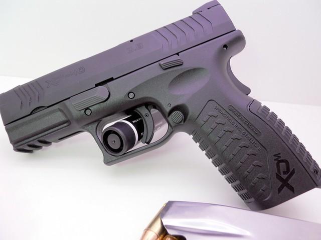 springfield armory xdm 3.8 .40 caliber (5)