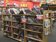 E-readers - one of Borders' many misteps Bookstore e-Reading Hardware