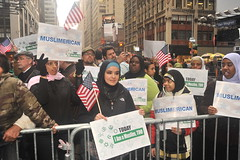 INTER-FAITH PROTEST AGAINST ISLAMOPHOBIA AND P...