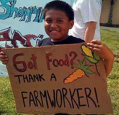 Thank a farm worker!