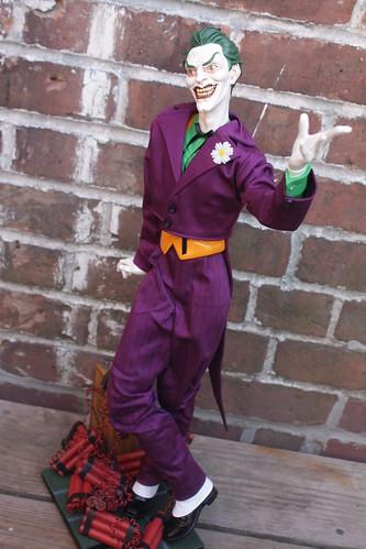 88/365- 1/4 scale Joker Statue