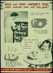 """""""Milk and Eggs Nature's Food"""", 1941 ..."""