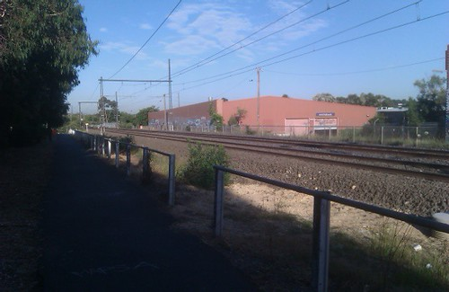 Metro Train System (Glen Waverly)