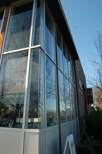 T-Rex Restaurant – Berkeley, California | Hardman Glazing