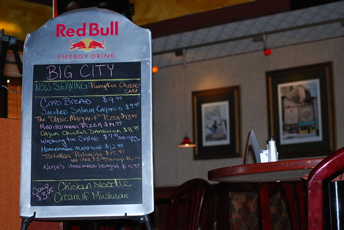 Detroit's Big City Bar and Grille