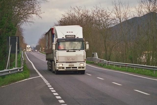 Italian Truckers Heaven