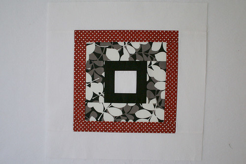 Fat Stash Bee - April block 2