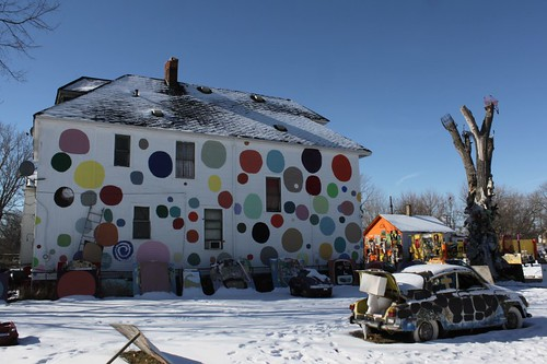 Heidelberg Project, Detroit
