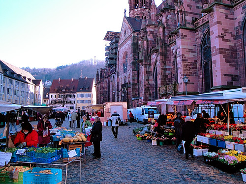 münsterplatz.